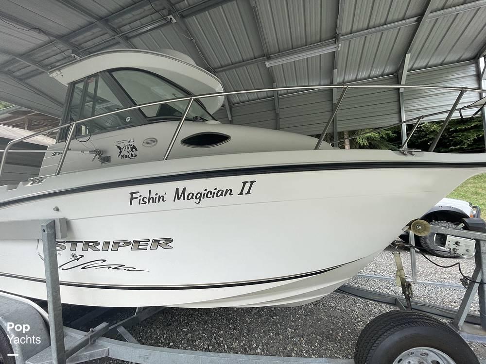 2003 Seaswirl boat for sale, model of the boat is Striper 2101 & Image # 14 of 40