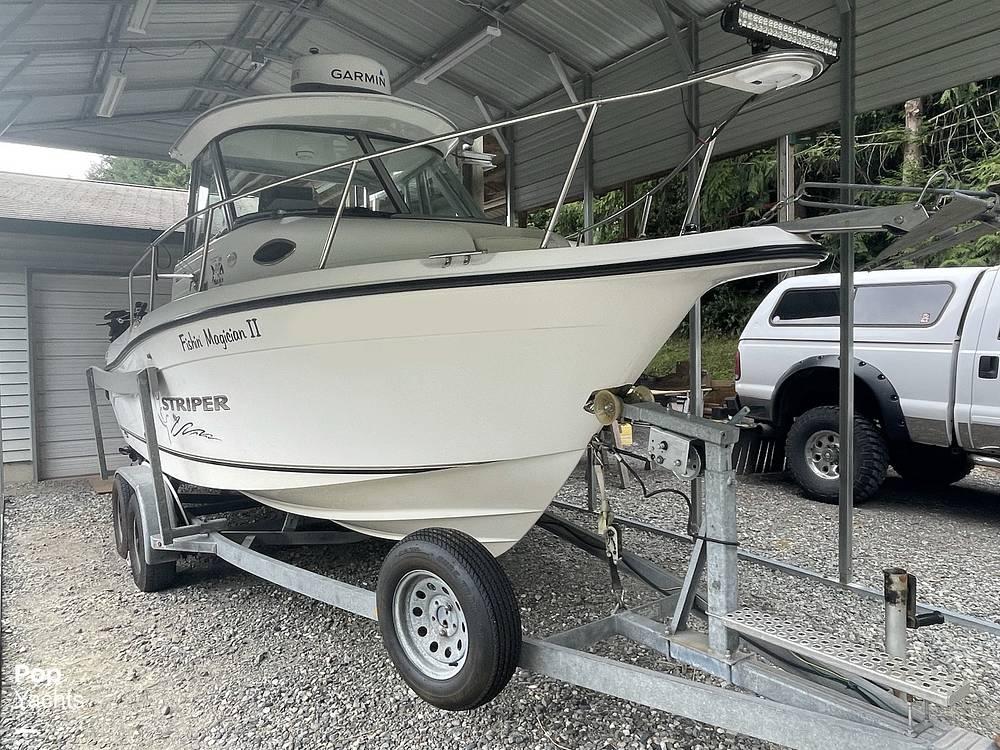 2003 Seaswirl boat for sale, model of the boat is Striper 2101 & Image # 15 of 40