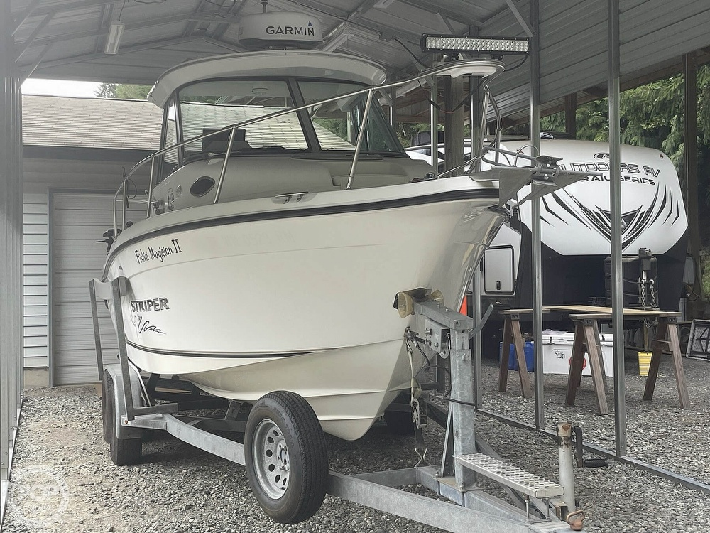 2003 Seaswirl boat for sale, model of the boat is Striper 2101 & Image # 16 of 40