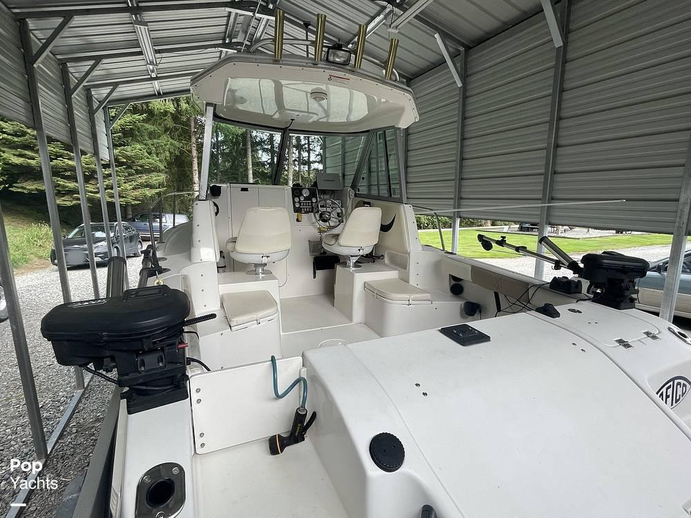 2003 Seaswirl boat for sale, model of the boat is Striper 2101 & Image # 17 of 40