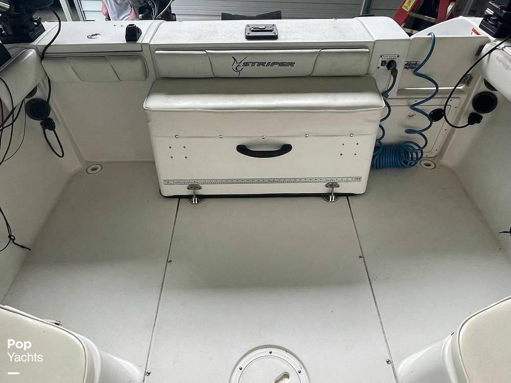 2003 Seaswirl boat for sale, model of the boat is Striper 2101 & Image # 21 of 40