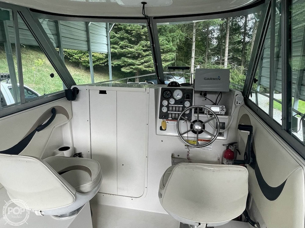 2003 Seaswirl boat for sale, model of the boat is Striper 2101 & Image # 7 of 40