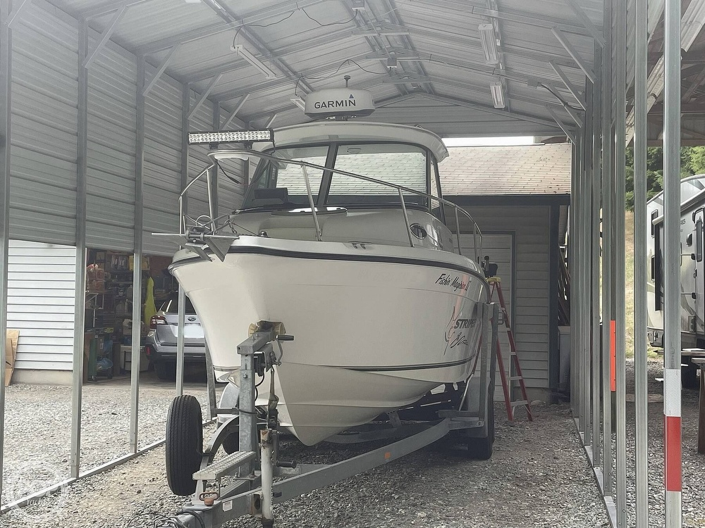 2003 Seaswirl boat for sale, model of the boat is Striper 2101 & Image # 8 of 40
