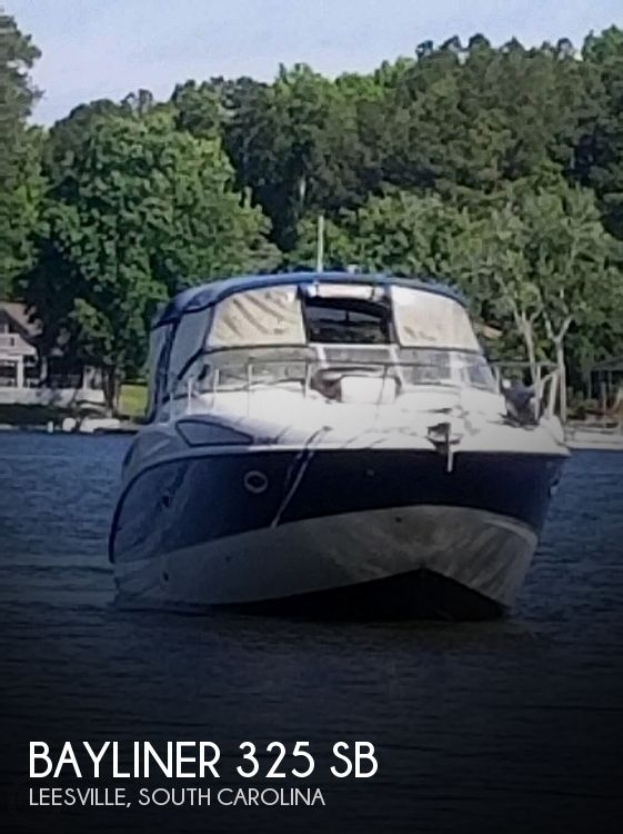 Used Power boats For Sale in Columbia, South Carolina by owner | 2007 Bayliner 325 SB