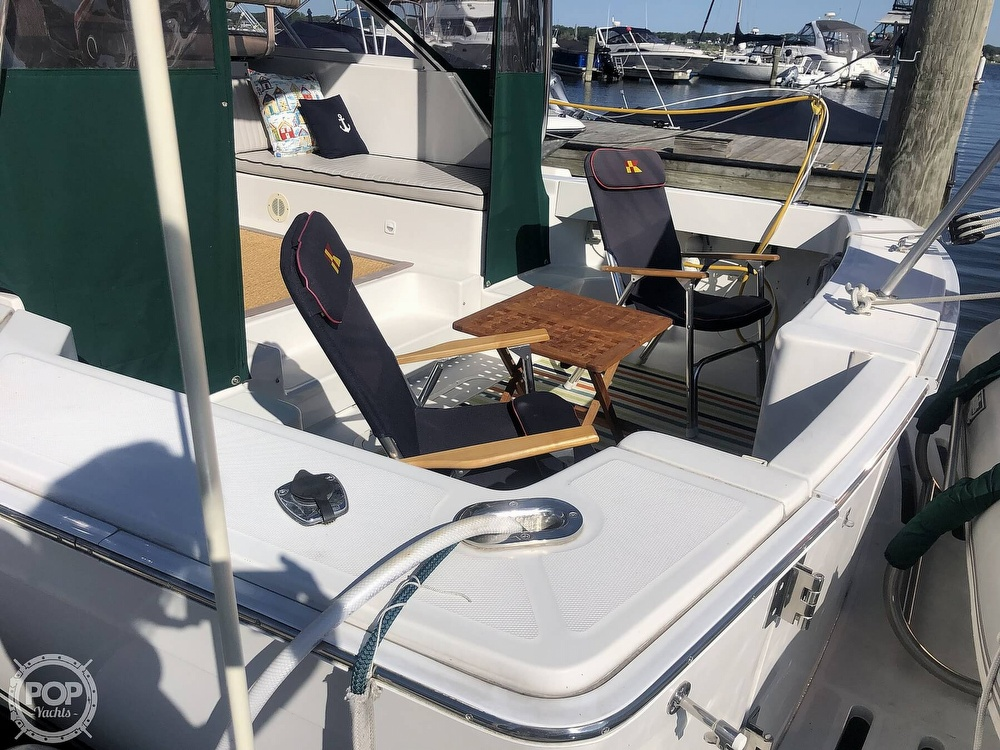 2001 Mainship boat for sale, model of the boat is 34 Pilot & Image # 7 of 40
