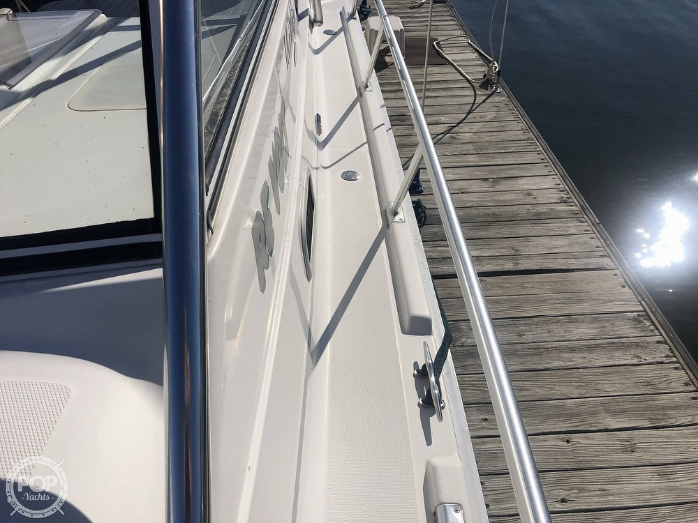 2001 Mainship boat for sale, model of the boat is 34 Pilot & Image # 10 of 40