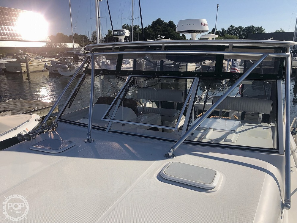 2001 Mainship boat for sale, model of the boat is 34 Pilot & Image # 12 of 40