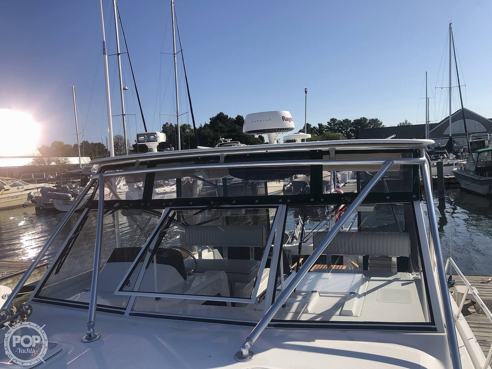 2001 Mainship boat for sale, model of the boat is 34 Pilot & Image # 13 of 40