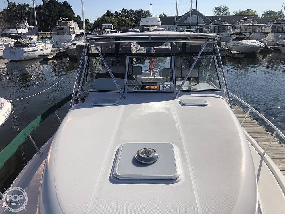 2001 Mainship boat for sale, model of the boat is 34 Pilot & Image # 18 of 40