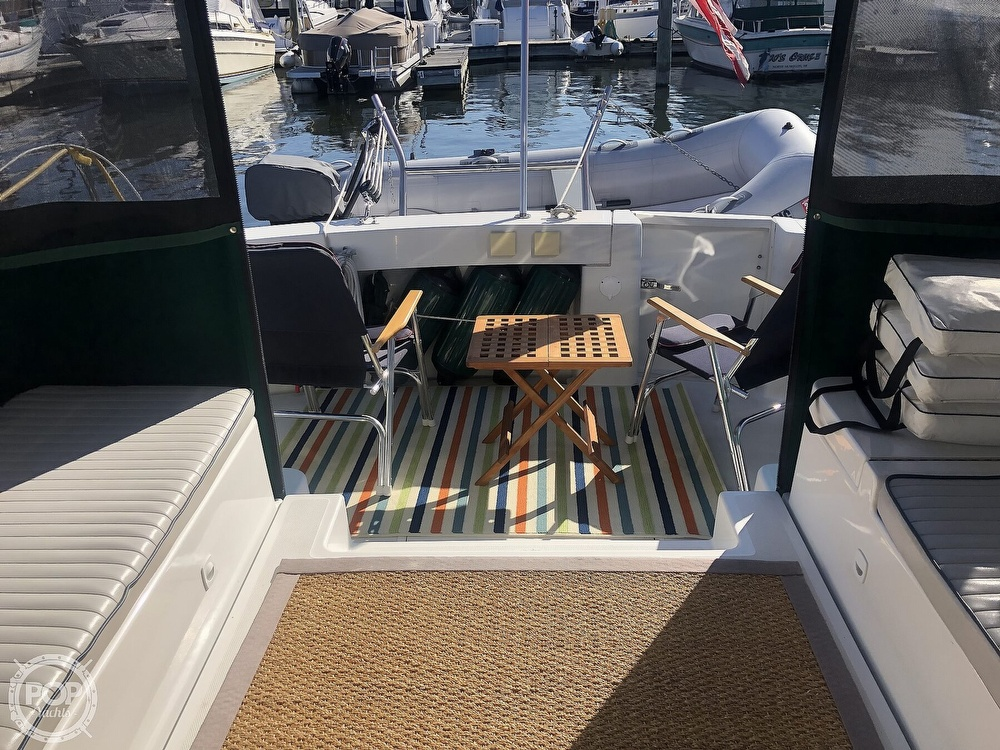 2001 Mainship boat for sale, model of the boat is 34 Pilot & Image # 26 of 40
