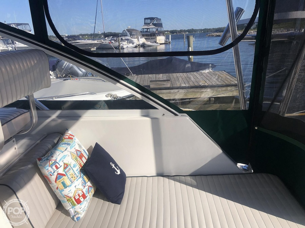 2001 Mainship boat for sale, model of the boat is 34 Pilot & Image # 37 of 40