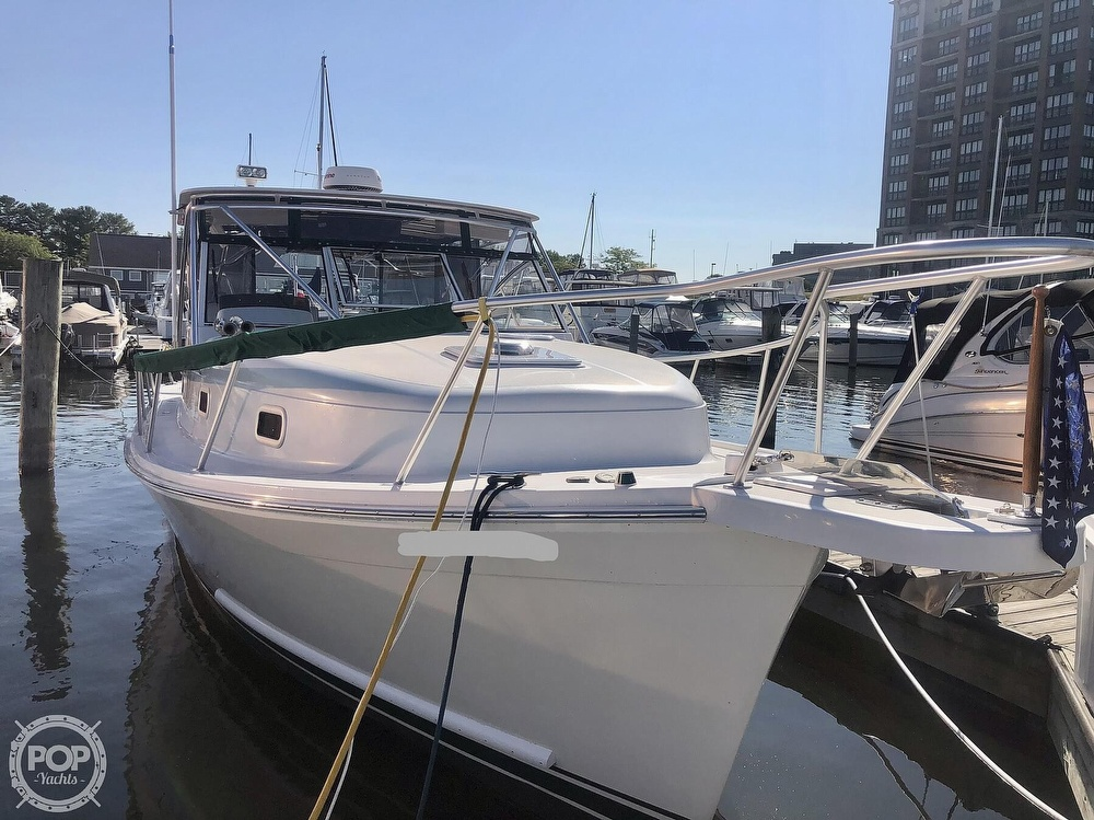 2001 Mainship boat for sale, model of the boat is 34 Pilot & Image # 5 of 40