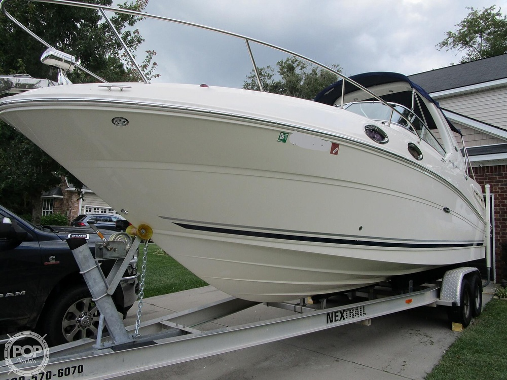 2007 Sea Ray boat for sale, model of the boat is 260 Sundancer & Image # 6 of 40