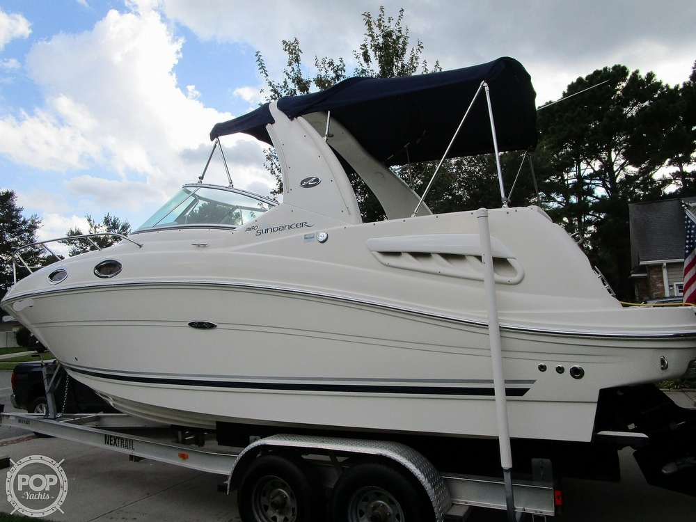 2007 Sea Ray boat for sale, model of the boat is 260 Sundancer & Image # 5 of 40