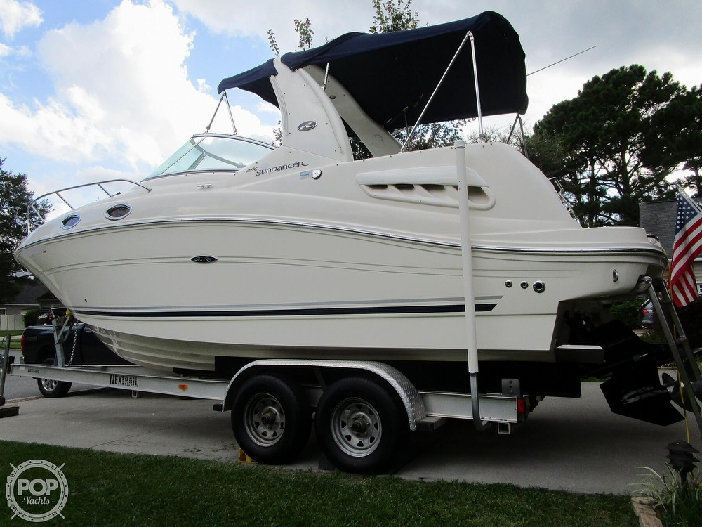 2007 Sea Ray boat for sale, model of the boat is 260 Sundancer & Image # 7 of 40