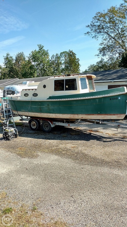 1992 Nimble boat for sale, model of the boat is 25 & Image # 3 of 17