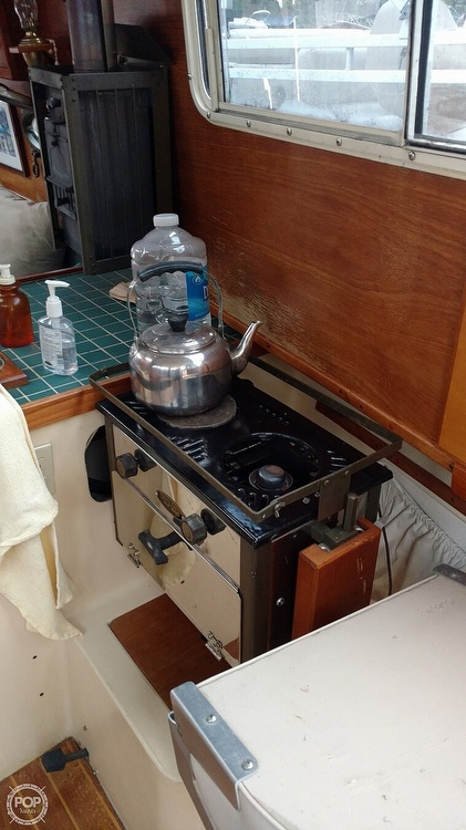 1992 Nimble boat for sale, model of the boat is 25 & Image # 4 of 17