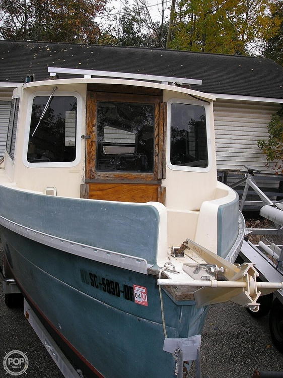 1992 Nimble boat for sale, model of the boat is 25 & Image # 7 of 17