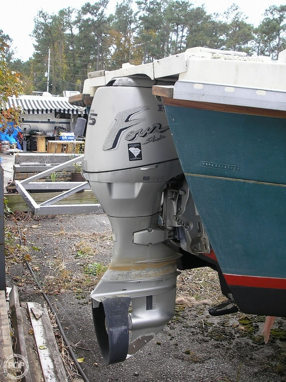 1992 Nimble boat for sale, model of the boat is 25 & Image # 8 of 17