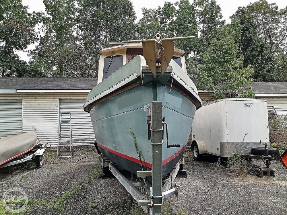 1992 Nimble boat for sale, model of the boat is 25 Nomad & Image # 5 of 40
