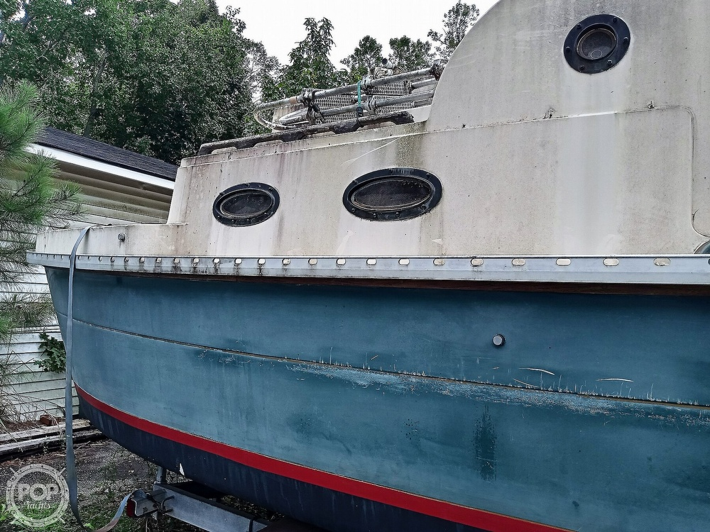 1992 Nimble boat for sale, model of the boat is 25 Nomad & Image # 6 of 40