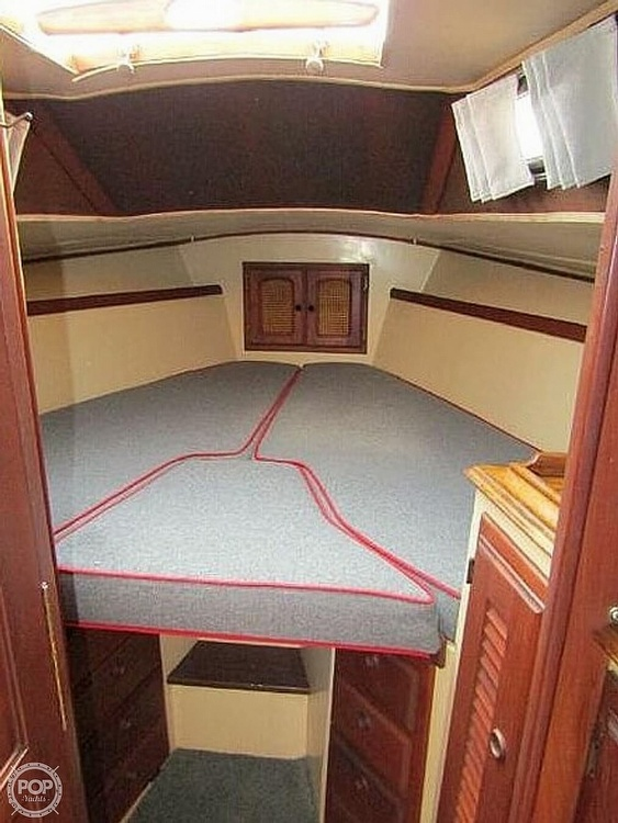 1977 Islander boat for sale, model of the boat is 36 & Image # 8 of 11