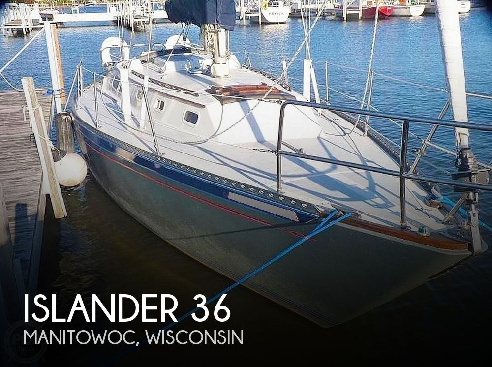 1977 Islander boat for sale, model of the boat is 36 & Image # 1 of 11