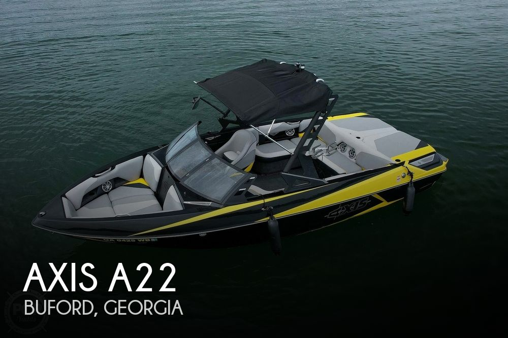 2016 Axis boat for sale, model of the boat is a22 & Image # 1 of 27