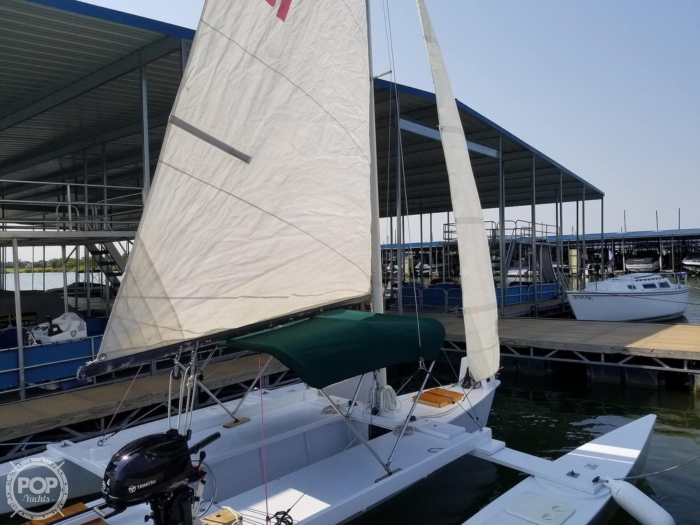 2018 Seaclipper boat for sale, model of the boat is 20 & Image # 33 of 40