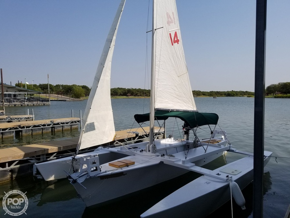 2018 Seaclipper boat for sale, model of the boat is 20 & Image # 9 of 40