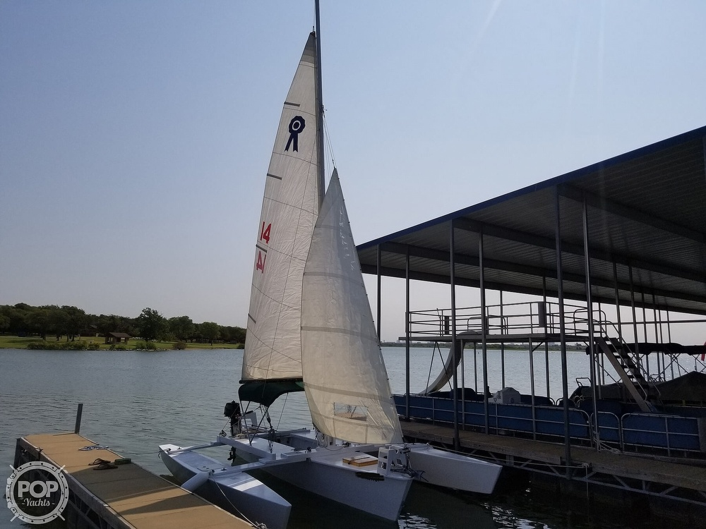 2018 Seaclipper boat for sale, model of the boat is 20 & Image # 2 of 40