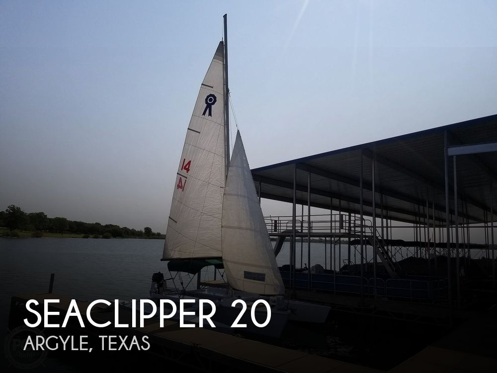 2018 Seaclipper boat for sale, model of the boat is 20 & Image # 1 of 40