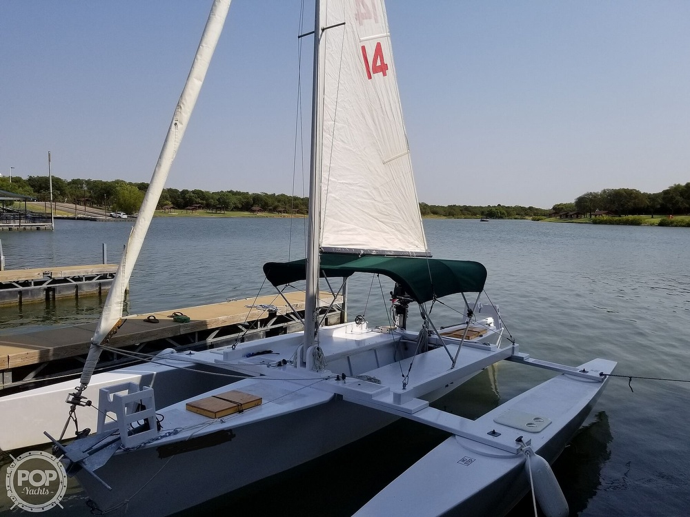 2018 Seaclipper boat for sale, model of the boat is 20 & Image # 15 of 40