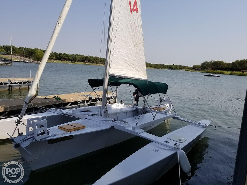 2018 Seaclipper boat for sale, model of the boat is 20 & Image # 29 of 40