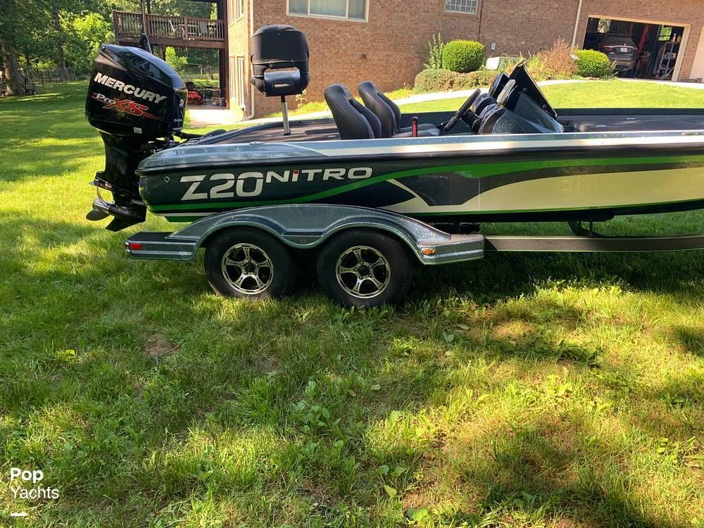 2017 Nitro boat for sale, model of the boat is Z20 DC & Image # 11 of 24