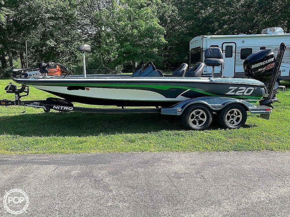 2017 Nitro boat for sale, model of the boat is Z20 DC & Image # 2 of 24