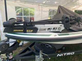 2017 Nitro boat for sale, model of the boat is Z20 DC & Image # 22 of 24