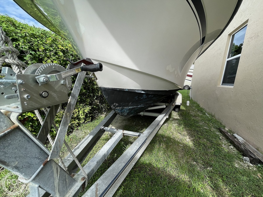 1994 Grady-White boat for sale, model of the boat is Explorer 244 & Image # 8 of 40