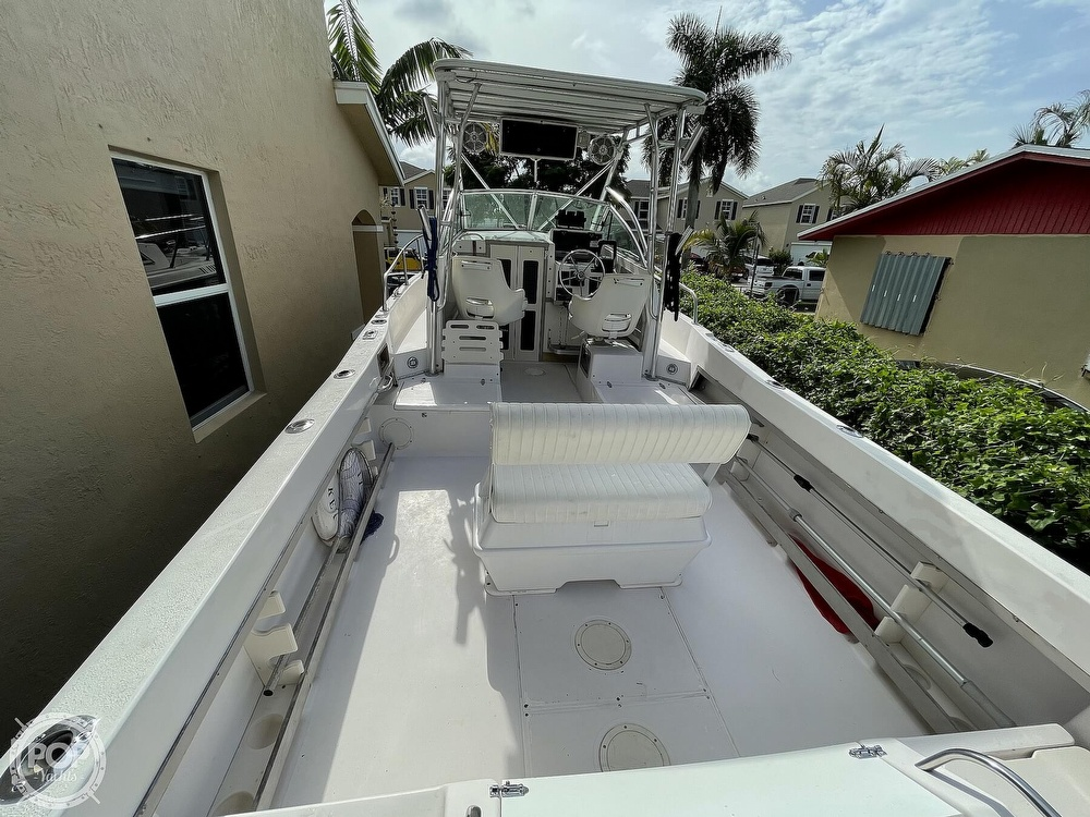 1994 Grady-White boat for sale, model of the boat is Explorer 244 & Image # 18 of 40