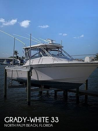 Used Grady-White Boats For Sale in Port St. Lucie, Florida by owner | 2002 Grady-White 33 Express