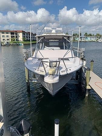 2002 Grady-White boat for sale, model of the boat is 330 Express & Image # 16 of 40