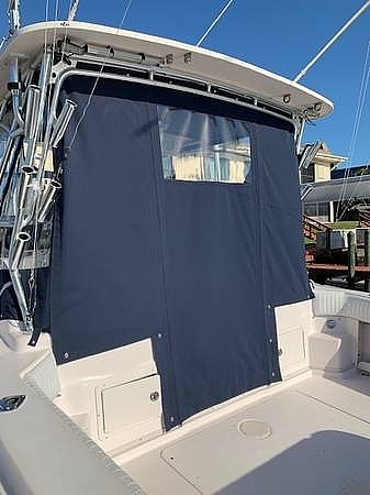 2002 Grady-White boat for sale, model of the boat is 330 Express & Image # 18 of 40