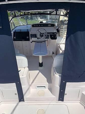 2002 Grady-White boat for sale, model of the boat is 330 Express & Image # 19 of 40