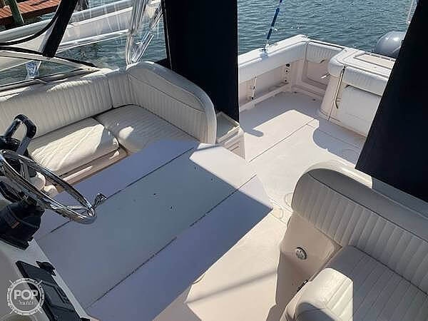 2002 Grady-White boat for sale, model of the boat is 330 Express & Image # 23 of 40