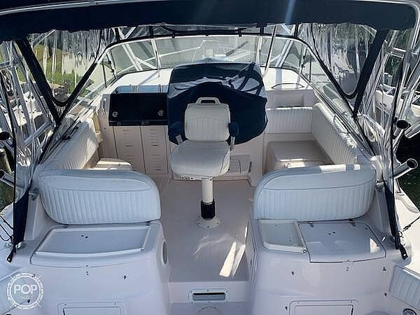 2002 Grady-White boat for sale, model of the boat is 330 Express & Image # 33 of 40