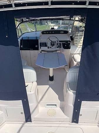 2002 Grady-White boat for sale, model of the boat is 330 Express & Image # 20 of 40
