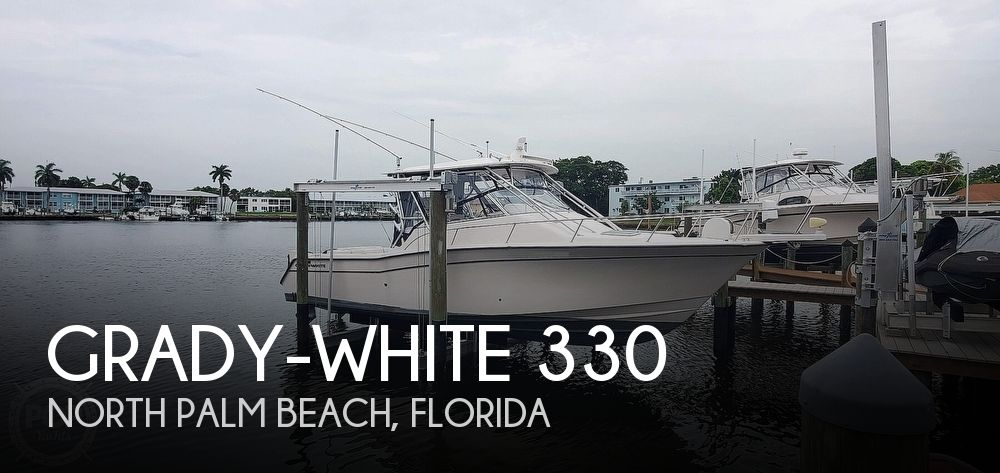 2002 Grady-White boat for sale, model of the boat is 330 Express & Image # 1 of 40