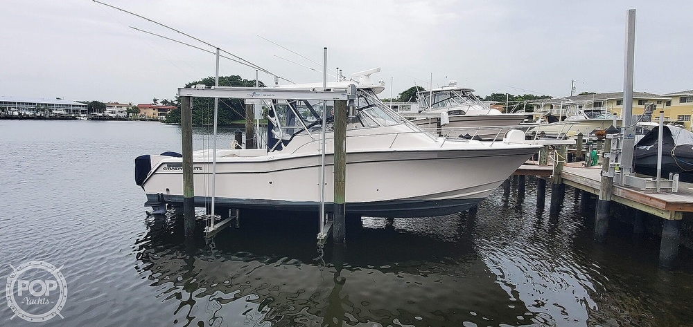 2002 Grady-White boat for sale, model of the boat is 330 Express & Image # 10 of 40