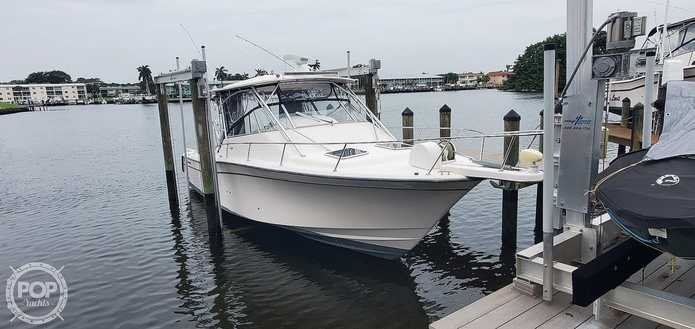 2002 Grady-White boat for sale, model of the boat is 330 Express & Image # 13 of 40