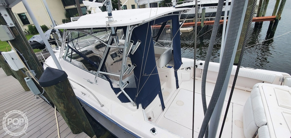 2002 Grady-White boat for sale, model of the boat is 330 Express & Image # 17 of 40